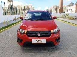 FIAT MOBI WAY 2019 EXTRA KM 23.MIL COM IPVA PAGO
