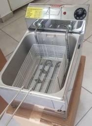 Fritadeira elétrica quadrada