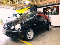 Polo Sedan Motor 1.6 Gasolina ,2004 Completo Impecavel