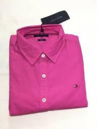 Camisas Sociais Originais Femininas Tommy Hilfiger