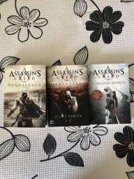 Livros Assassins Cread