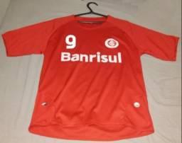 Duas Camisas SC Internacional modelo Supporter - Tamanho: M