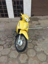 Biz 125cc 2008 Amarelo