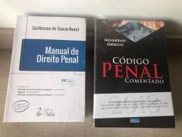 Direito Penal Guilherme Nucci 2018 (Nucci no plástico) e outros títulos