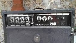 Caixa de som amplificada Roundly 280