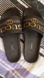 Chinelo (sandalia GUCCI)