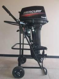 Motor de popa Mercury 15 HP Super - 2018