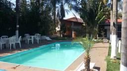 Alugo Rancho Bela Vista 1(beira da represa de Miranda)