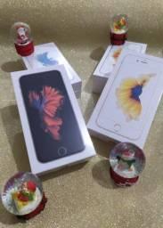 IPhone 6S 64Gb Lacrados+Capinha e Película