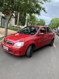 Corsa Sedan Premium 1.4 - 2009 - Único dono - 2009
