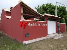 Mic2920 - Casa possui uma maravilhosa área gourmet Unamar (Tamoios) - Cabo Frio - RJ