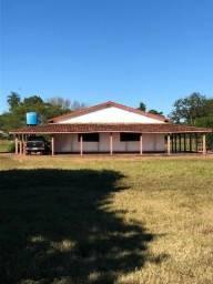 Fazenda Região de Britânia e Aruanã ( Goiás ) Área total de 124 alqueires ( 600 hectares )