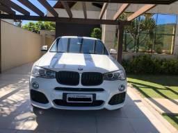 BMW X4 35i 3.0 M Sport 2015 Branca - 2015