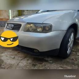 Audi a3 1.8 aspirado.pego moto no negócio - 2001