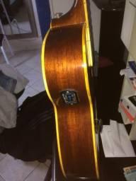 Violão elétrico crafter