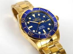 630e42e7caa Relógio Invicta  Pro Diver  14357 - Ouro 18k - em até 12x no cartão