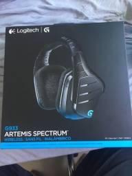 Headset gamer logitech wireless