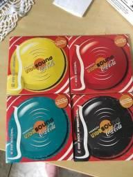 CD?s Coca-Cola
