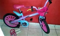 Bicicleta Infantil - Frozen