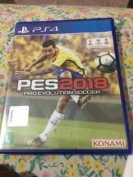 Futebol PS 2018 original ps4 R$ 100