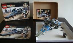 Lego 7151 - Star Wars Sith Infiltrator Completo e na Caixa (Seminovo)