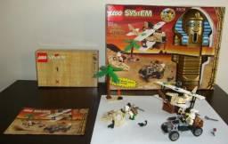LEGO 5909 Adventurers Desert Treasure Raiders Mummy (Raro) Completo com Manual e Caixa