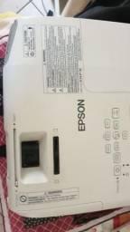 Projetor Epson novo com wai-fai