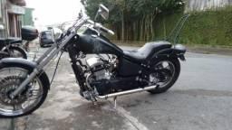 Moto Spydder chopper / barato - 2012