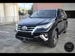 Toyota Hilux sw4 SRX 4x4 aut. 2017 *top*7 lugares*duvido igual*impecável*linda - 2017