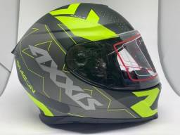 Capacete Axxis Diagon Neon