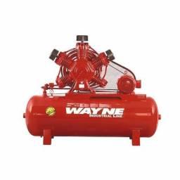 Compressor Wayne e CHAVE ETW 15CV(4152)