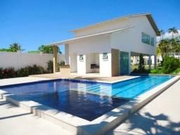Casa em condomínio fechado no Eusébio, 4 suítes
