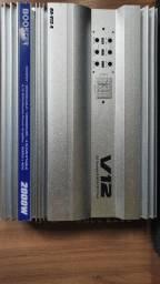 Modulo Amplificador Booster 4ch Ba-v12 Stereo 2000watt