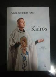 Livro Kairós do Padre Marcelo Rossi