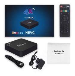 Mx9 Tv Box Android 10 Versão 8gb+64gb