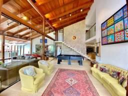 Casa sobrado em condomínio com 6 quartos no Residencial Aldeia do Vale - Bairro Residencia