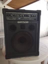 Vendo caixa de som, usada poucas vezes