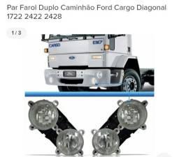 FAROL Ford cargo marcar nino na promoção R$219,99 D/E