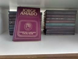 Coleção Jorge Amado com 18 Obras.