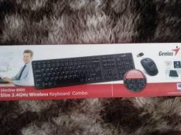 Desapego teclado sem fio
