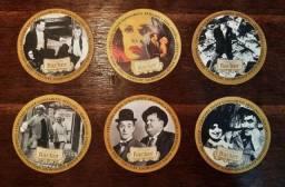 Porta-copos Vintage