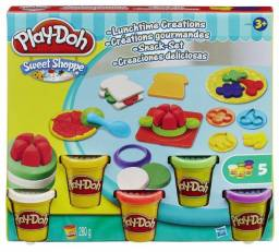 Massinha De Modelar Play-doh Hora Do Lanche Hasbro