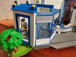 Delegacia de Policia Polizei Playmobil