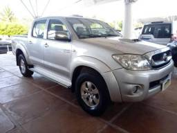 Hiliux Srv 2010 Automática diesel. Carro excepcional.  - 2010