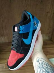 Tênis Nike SB Low Supreme $170,00