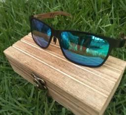 Óculos Sol Original Proteção UV e Polarizado