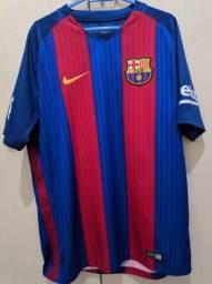 Camisa Original do Barcelona Temporada 16-17