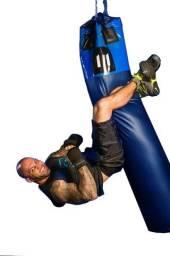 Sacos de Pancada - 1,80m e Personalizado - Boxe, MMA, Muay Thai, Kickboxing