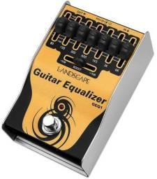 Pedal equalizador Guitarra