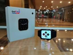 Relogio Smartwatch ligação Iwo 12 lite W26 similar apple watch